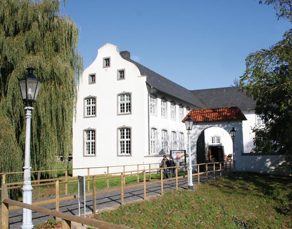 Niederrheinisches Freilichtmuseum Dorenburg