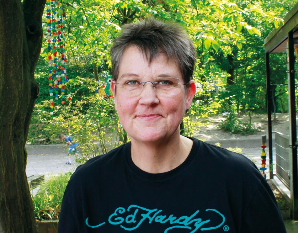 Sozialpädagogin Karin Scheulen
